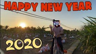 VLOG ĐẦU NĂM 2020 | Funny Gaming Tv chúc Bà Con năm mới thật nhiều Sức Khỏe