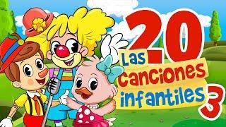 Las mejores CANCIONES INFANTILES thumbnail