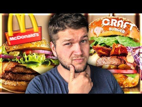БУРГЕР из McDonalds