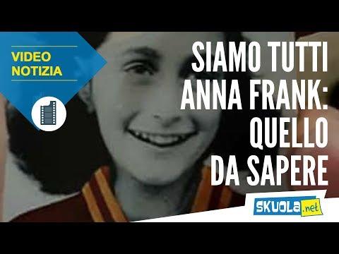 Anna Frank: tutto quello che c'è da sapere