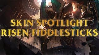 Risen Fiddlesticks 1350 RP Skin Spotlight