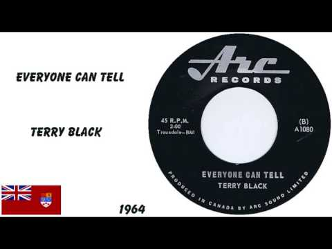 Terry Black - Everyone Can Tell