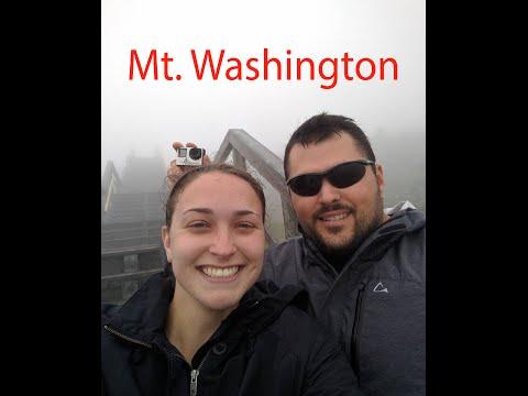 Mt. Washington Auto Road Ascent | 2016