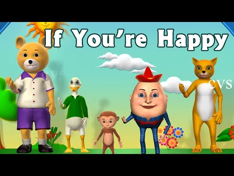 If you are happy and you song