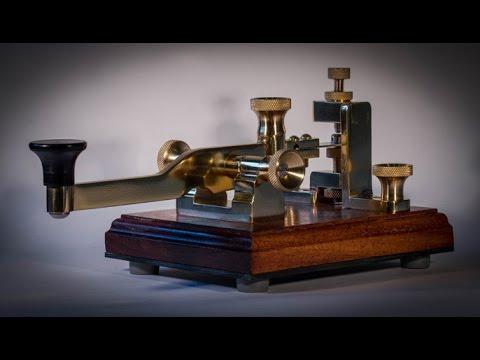 Making a Ericsson Morse Key Part 4