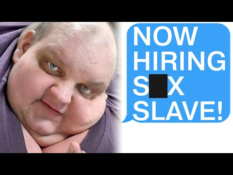 r/Choosingbeggars Now Hiring Full-Time $*x Slave - NO PAY!