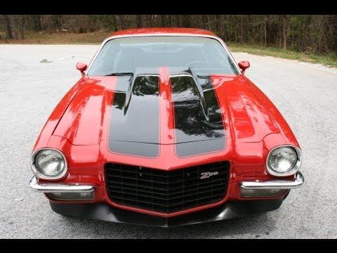 1972 Camaro Z28 383 Stroker
