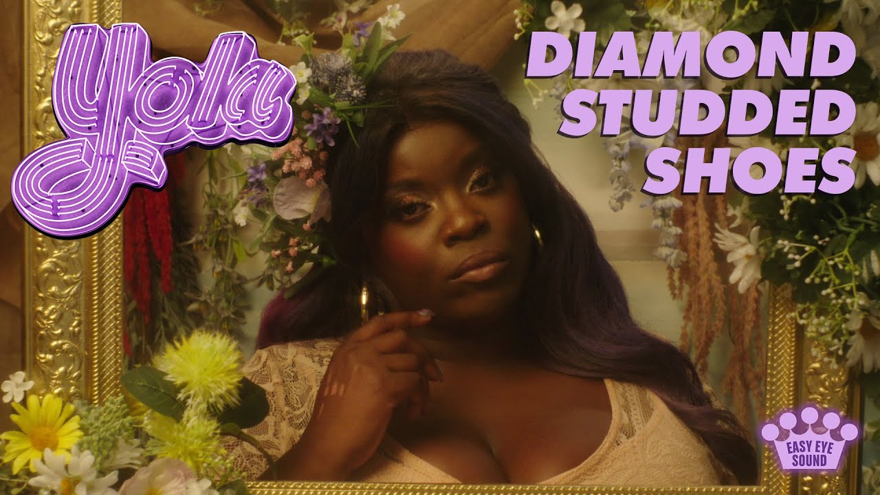 YOLA - Diamond Studded Shoes [Official Music Video]