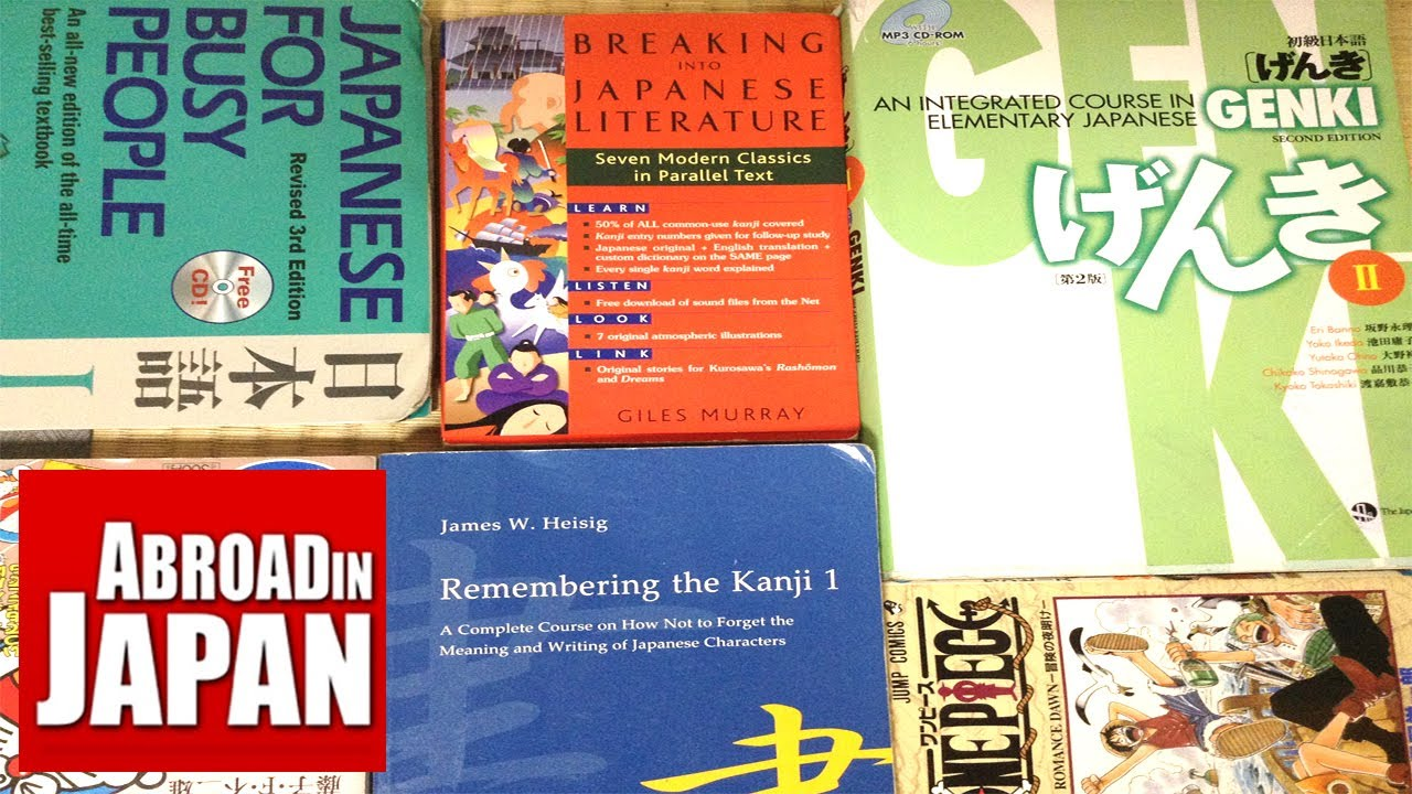 LEARNING JAPANESE: 9 Tips for Success