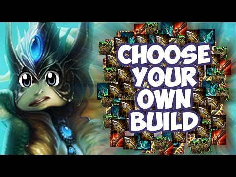 Choose Your Own Adventure - Nami - League of Legends
