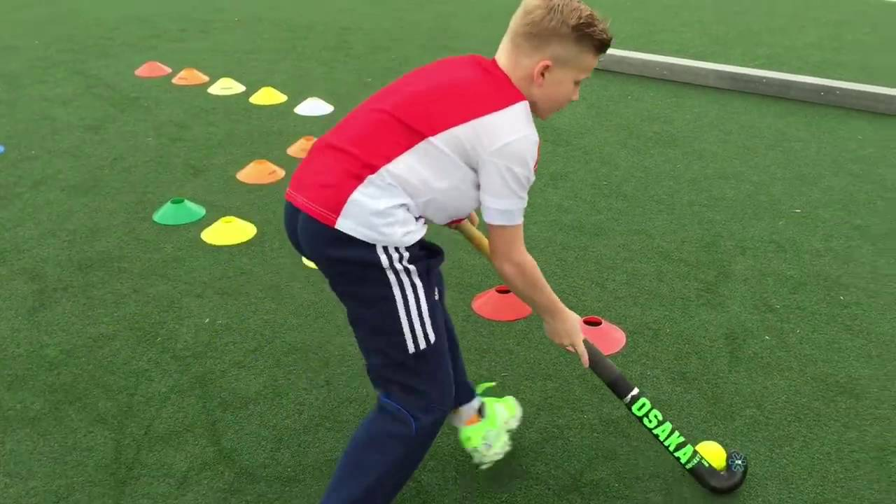Individual Drills A Ball Handling And Fitness Drill To Do On Your Own Youtube