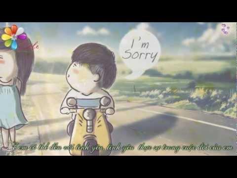 [ Vietsub + Kara ] Sorry that I love you - Anthony Neely