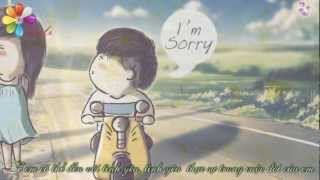 [ Vietsub + Kara ] Sorry that I love you - Anthony Neely