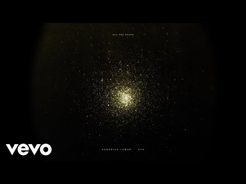 Kendrick Lamar, SZA  All The Stars Audio