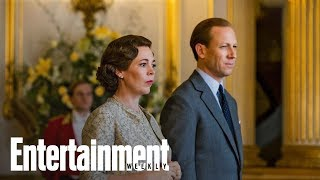 The Crown Season 3 First Look Photos Show Majestic New Cast News Flash Entertainment Weekly