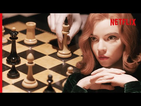 🔴 Non-Stop Tense Chess Moments That Are Strangely Soothing | The Queen's Gambit