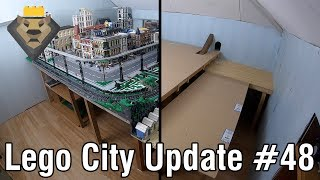 Lego City Update #48 1st May 2019 Destroying The City!