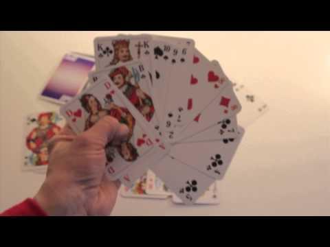 Rommé - Spielregeln - Anleitung