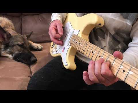 yngwie malmsteen fender guitar scalloped fretboard review