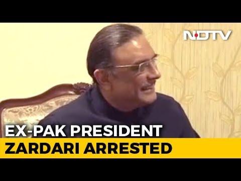 Former Pak President