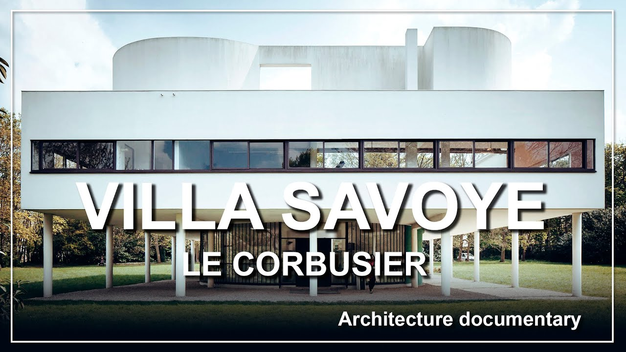 Le Corbusier S Five Points For A New Architecture Youtube