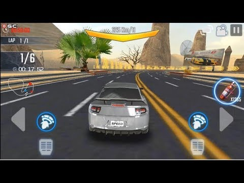 Speed Racing Traffic Car 3D - Sports Car Racing Games - Android Gameplay FHD #4