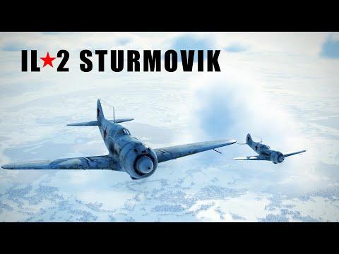 Best WWII Combat Flight Simulator   A Review Of IL-2 Sturmovik