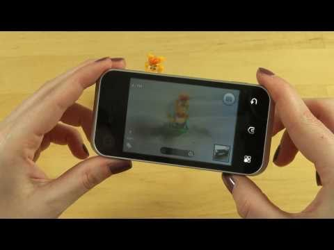 Motorola BACKFLIP Test Multimedia
