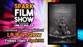 Embrace of the Serpent review (Spark Film Show)