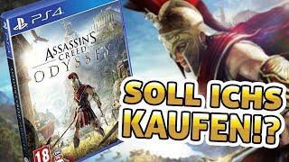 Assassins Creed Odyssey | Soll ichs kaufen!?