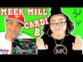 MY DAD REACTS TO Meek Mill - On Me feat. Cardi B [Official Audio] REACTION Mp3