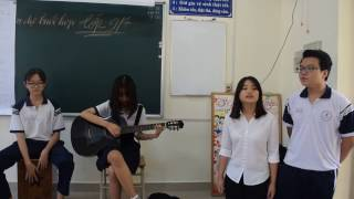 Mashup Đi để trở về lớp 9/4 NH 2016 - 2017