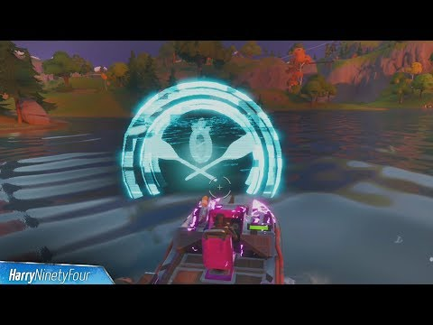 Complete A Motorboat Time Trial Location Guide - Fortnite Challenge