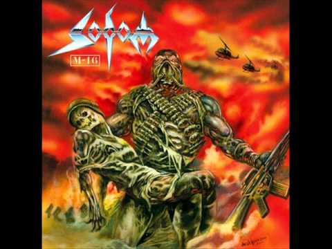 Sodom - Cannon Fodder
