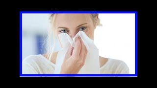 You have a stuffy nose? Try these 7 quick find relief