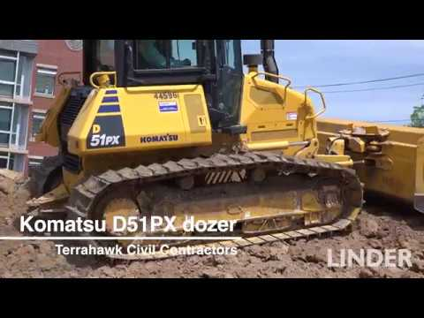 See Why Terrahawk Civil Contractors Are All In On Komatsu Equipment - Linder Industrial Machinery