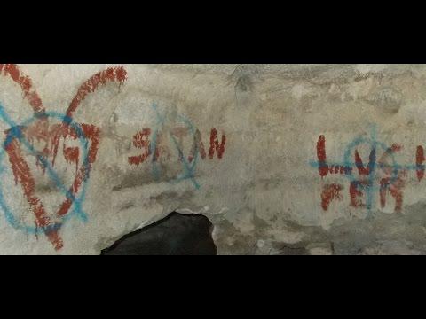 Urbex - Riti satanici nei sotterranei della città morta. Ghost town