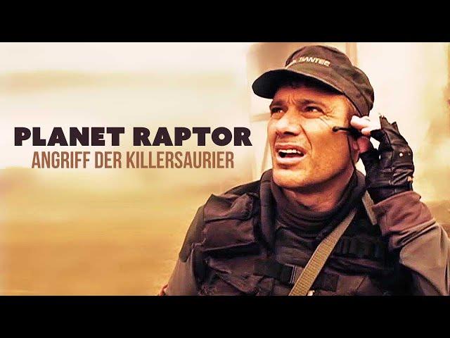 Planet Raptor: Angriff der Killersaurier (Komödie, Sci-Fi Film, Spielfilm in voller Länge)