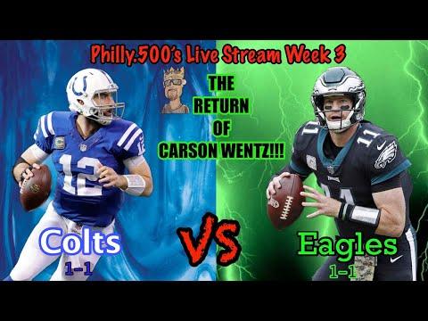 Eagles vs Colts Part 2
