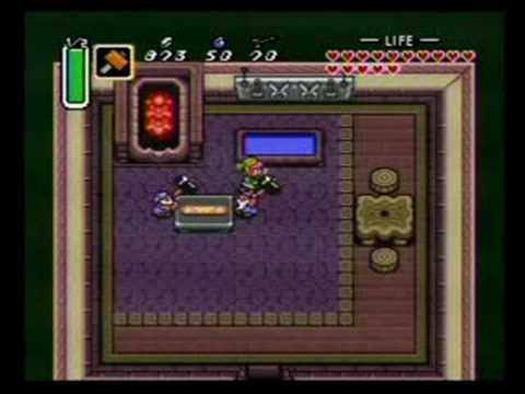 Legend of zelda a link to the past walkthrough part 43 for Housse zelda