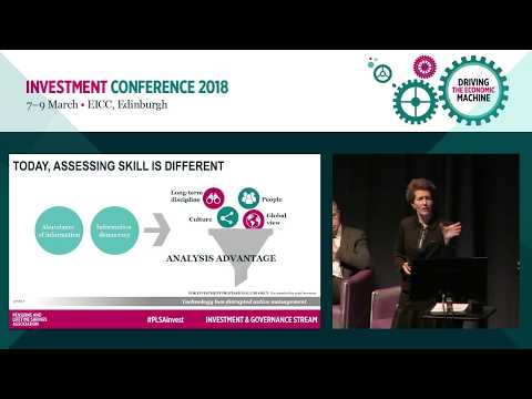 Getting Active On Owner/manager Alignment: Stream Session 1 at Investment Conference 2018