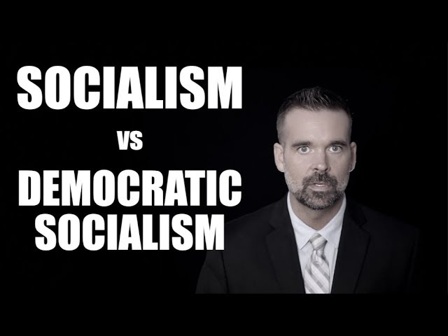 Socialism vs Democratic Socialism