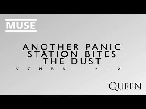 Queen feat. Muse - Another Panic Station Bites the Dust