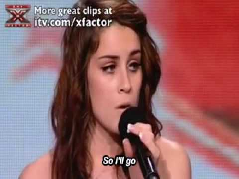 X factor lucie jones porn