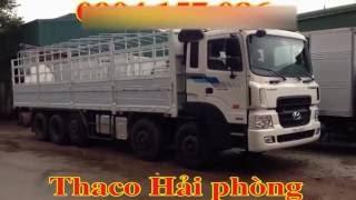 xe ti 5 ch n 20.5 tn hyundai hd 360 hi phng смотреть