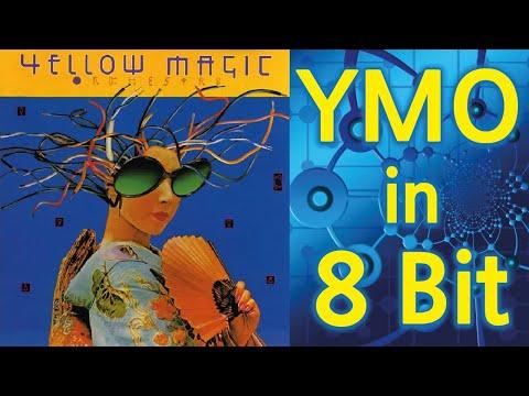 Yellow Magic Orchestra (イエロー・マジック・オーケストラ), YMO Hits in 8 Bit - 옐로우 매직 오케스트라 히트송 커버뮤직~YMO Cover Music
