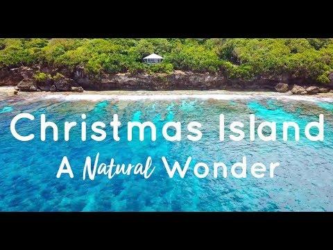 Christmas Island - A Natural Wonder