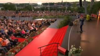 Kim Cesarion-Undressed live Allsång på Skansen