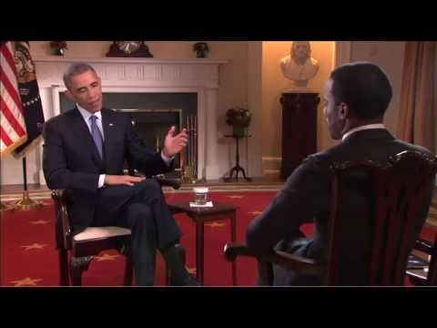 Jeff Johnson Interviews President Barack Obama