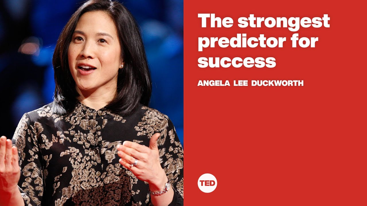 Download The strongest predictor for success | Angela Lee Duckworth